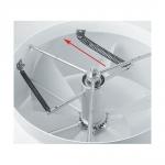 Difusor rotacional termostatico DRG-TR 3