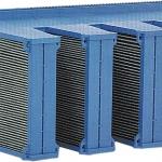 Filtros compactos de carbón activo impregnado - Serie FRC-CI height=